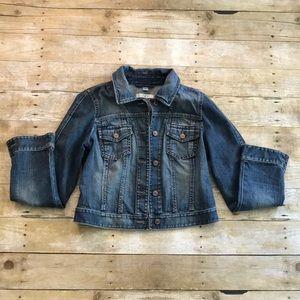 Ann Taylor Loft Jean Denim Jacket Size 6